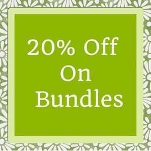 Other - Closet Clear out...20% discount - bundle three